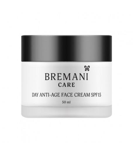 Дневной крем для лица SPF15 - Day Anti-age Face Cream SPF15