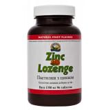 Пастилки с цинком - Zinc Lozenge