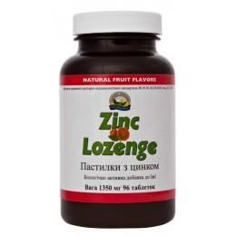 Акция! Пастилки с цинком - Zinc Lozenge