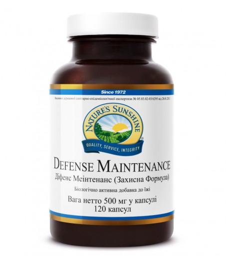 Защитная формула - Defense Maintenance