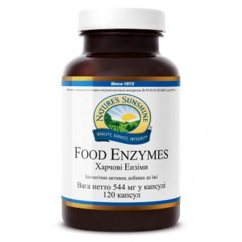 Пищеварительные ферменты - Food Enzymes