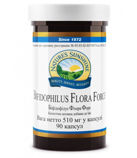Бифидофилус Флора Форс - Bifidophilus Flora Force