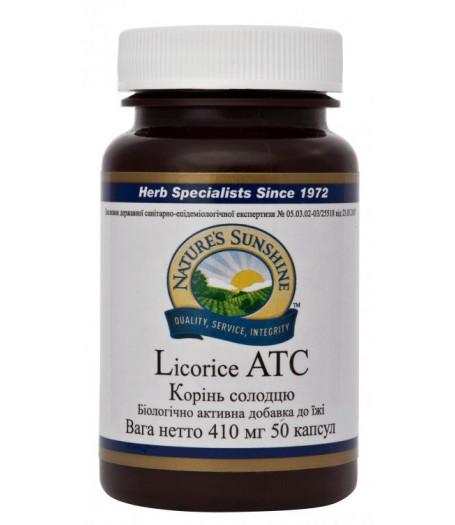 Корень Солодки - Licorice ATC