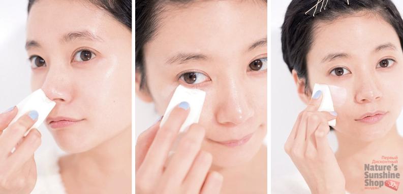 Спонжи для нанесения макияжа
