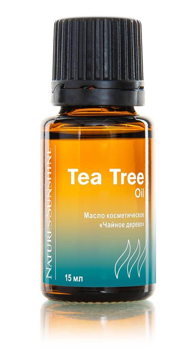 Масло чайного дерева для тела