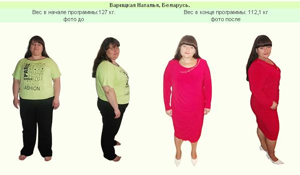 NSP для похудения Отзывы