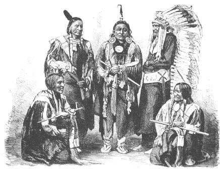 Напиток для энергии индейцев