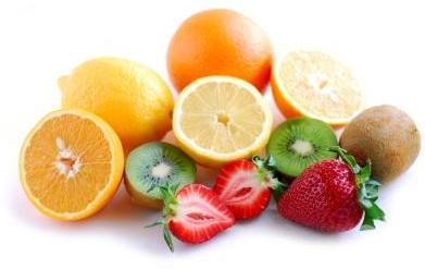 Витамин С в продуктах NSP