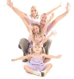 Целебная сила растений для всей семьи
