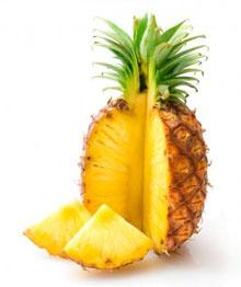 Бромелайн - вещество натурального происхождения (из ананаса) повышает ферментативную активность организма