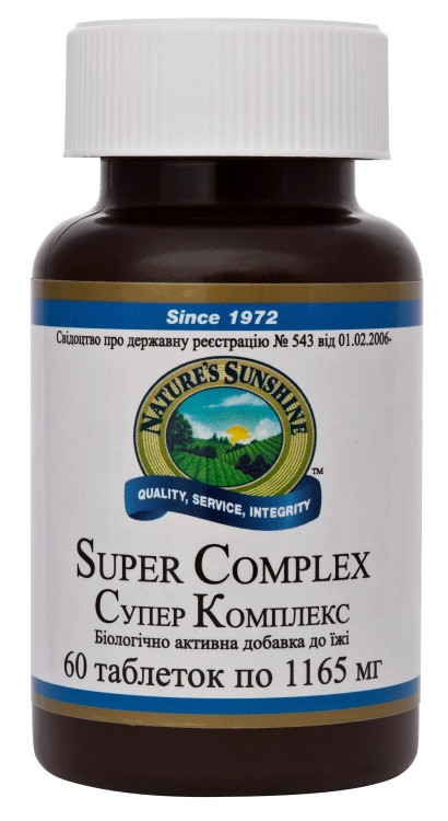 Источник витаминов и минералов NSP