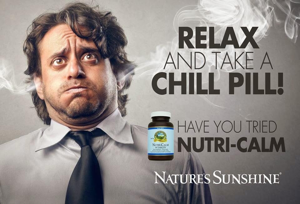 Нутрикалм - отличная возможность держать нервы под контроллем