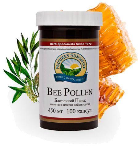 Пчелиная пыльца источник витаминов минералов и аминокислот