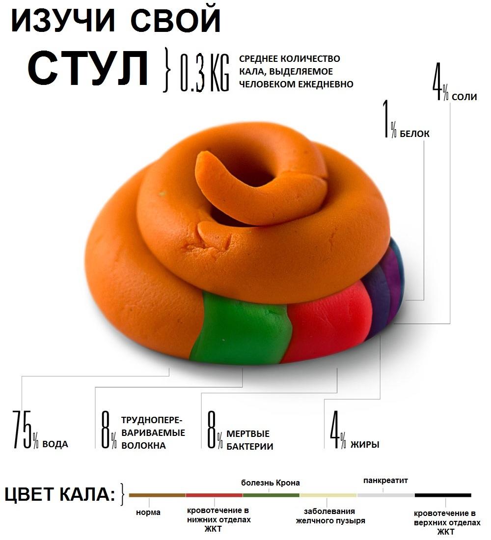 О чем расскажет твой стул? Молдова NSP